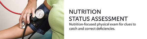 Nutrition Status Assessment Calgary Canada