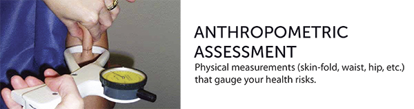 Anthropometric Assessment Calgary Canada