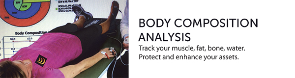 Body Composition Analysis Calgary Canada